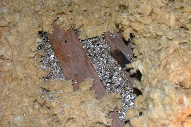 How To Safely Recover Dust Form Insulation Vermiculite Prestivac Inc